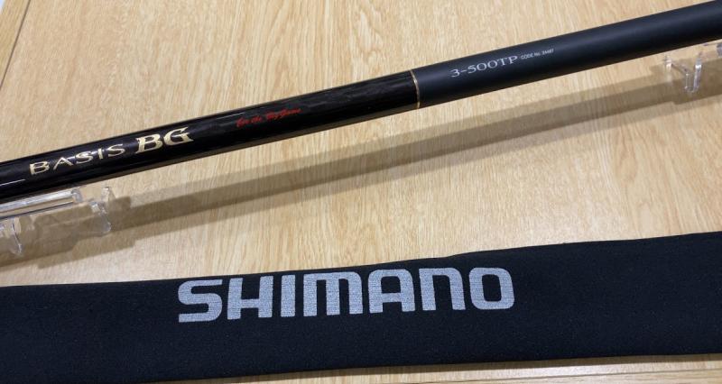シマノ ベイシスBG 3-500TP