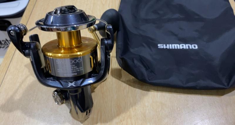 シマノ ツインパワーSW 14000XG キャスティング