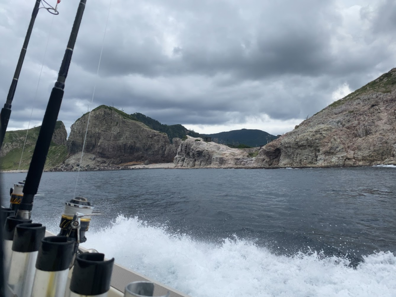 隠岐の島 キャスティングゲーム 遊漁船TRUST