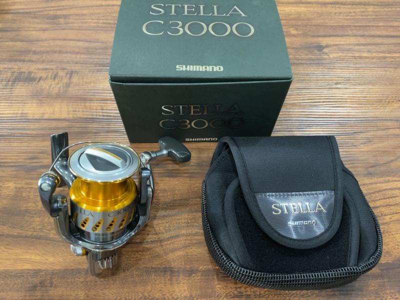 シマノ 07ステラC3000
