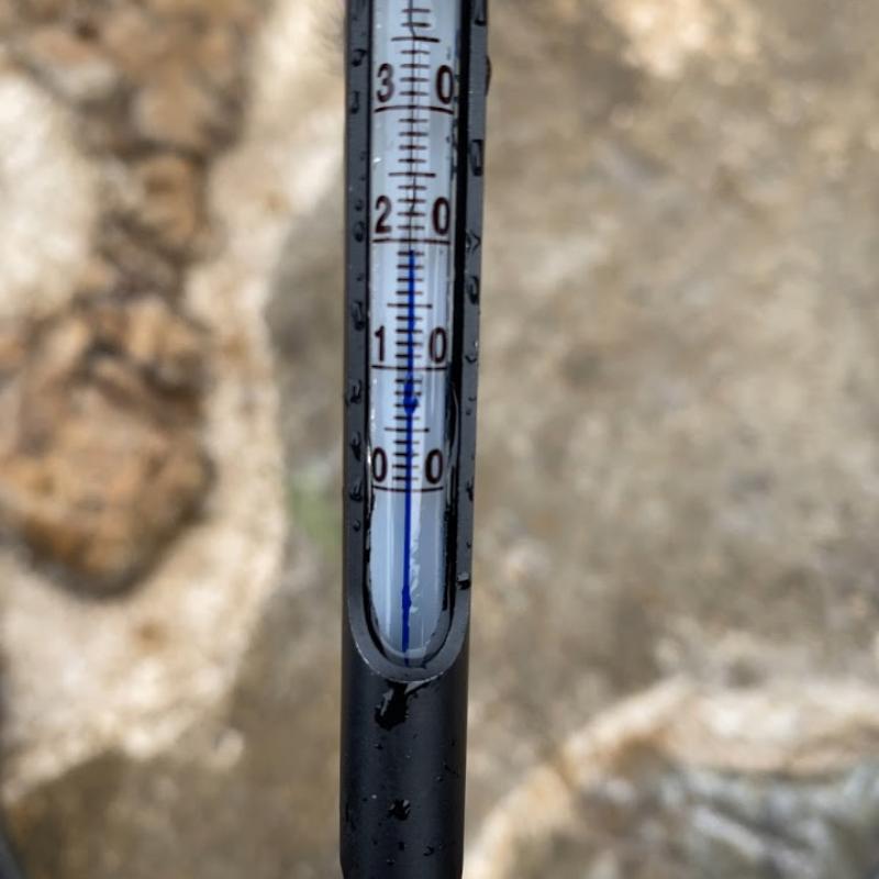 水温19度 パズデザイン 海水温